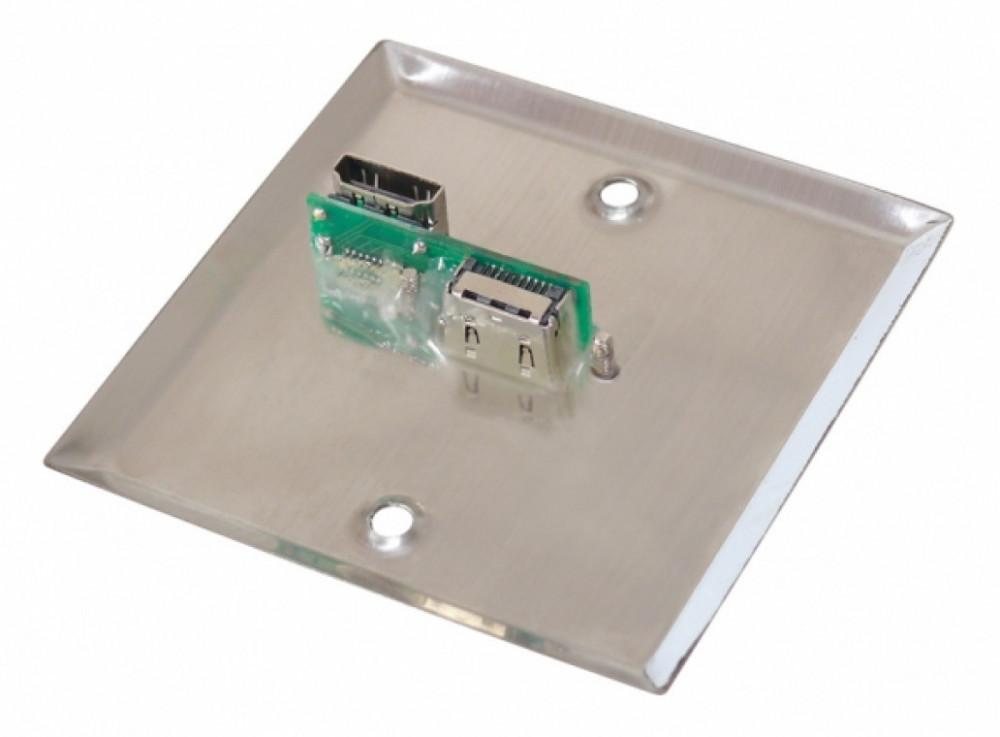 Dynavox Wallplate-HDMI